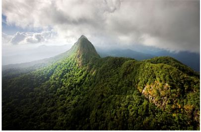 mountains of Belize